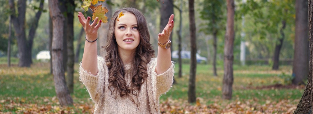 Hair care in the Autumn