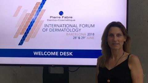 Д-р Ромелия Николова взе участие в Международния дерматологичен форум в Барселона