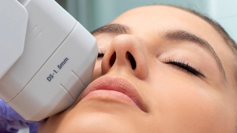 New at Pearl Skin: 4D HIFU effecive non-surgical lifting with long  lasting results