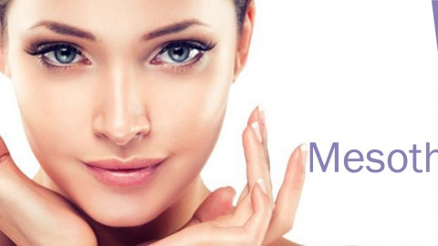 Your face needs hydration and we will help you with free mesotherapy!